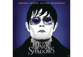 VARIOUS - Dark Shadows - (CD)