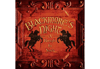 Blackmore's Night - A Knight In York - (CD)