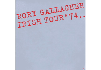 Rory Gallagher - IRISH TOUR 74 [CD]