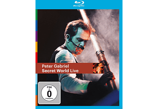 Peter Gabriel - Secret World - Live [Blu-ray]