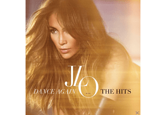 Jennifer Lopez - DANCE AGAIN...THE HITS [CD]