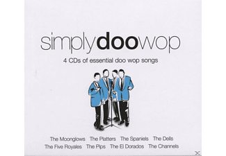 VARIOUS - Simply Doo Wop - (CD)