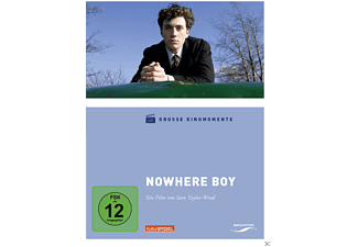 NOWHERE BOY (GROSSE KINOMOMENTE 3) [DVD]