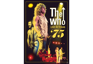 The Who - Live In Texas '75 [DVD]