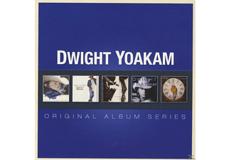 Dwight Yoakam - Original Album Series [CD]