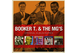 Booker T.& The MG's - Original Album Series - (CD)