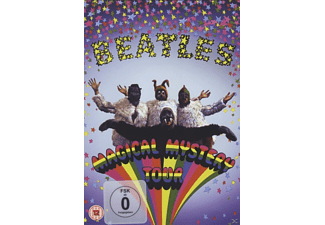 The Beatles - MAGICAL MYSTERY TOUR - (DVD)