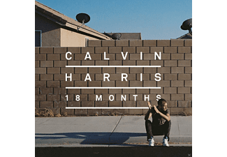 Calvin Harris - 18 Months - (CD)