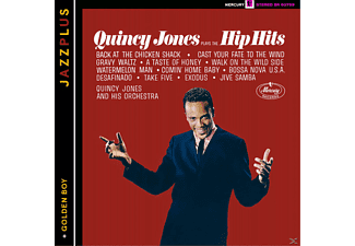 Quincy Jones - Plays The Hip Hits - (CD)