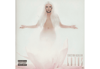 Christina Aguilera - Lotus (Deluxe Version) [CD]