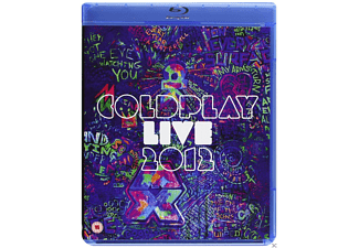 Coldplay - Coldplay Live 2012 (Blu-ray+CD) [CD + Blu-ray Disc]