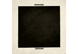 Graveyard - LIGHTS OUT - (CD)