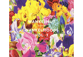 Wankelmut, VARIOUS - Wankelmoods Vol.1 - (CD)
