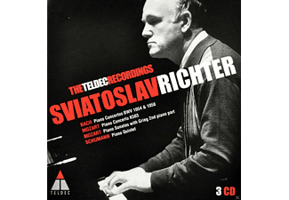 Sviatoslav Richter - The Teldec Recordings - (CD)