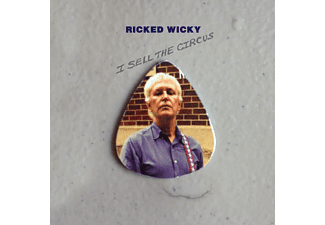 Ricked Wiky - I Sell The Circus - (CD)