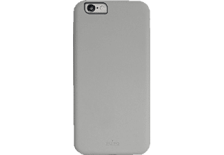 PURO PU-125003 Soft Touch, Apple, Backcover, iPhone 6, Polycarbonat, Grau
