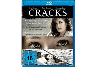 Secret of the Girl School / Cracks [Blu-ray]