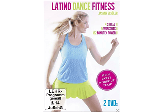 Latino Dance Fitness - Mein Party Workout - (DVD)