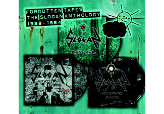 Slogan - Forgotten Tapes - The Slogan Anthology 1988–1994 - Box Set (CD)