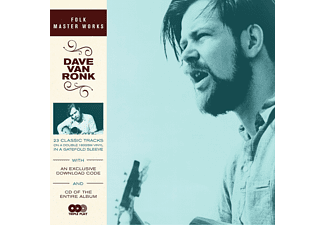 Dave Van Ronk - Folk Master Works - (LP + Bonus-CD)