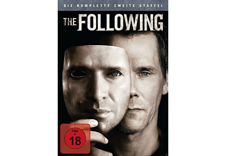 The Following - Die komplette 2. Staffel - (DVD)