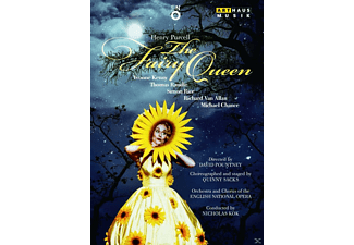 VARIOUS, Orchestra And Chorus Of The English National Opera - The Fairy Queen - (DVD)