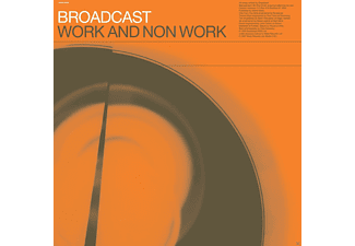 Broadcast - Work And Non Work - (CD)