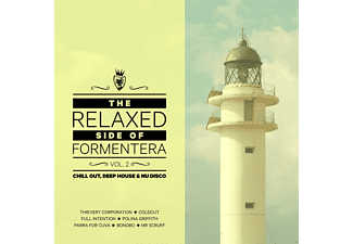 VARIOUS - The Relaxed Side Of Formentera Vol.2 - (CD)