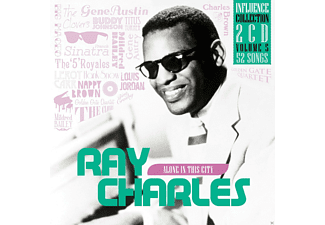 Ray Charles - Alone In This City-Influence Vol.5 - (CD)