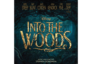 VARIOUS - Into The Woods [CD]