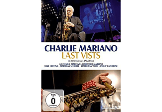 Charlie Mariano - Last Visits [DVD]