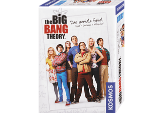 KOSMOS 692407 The Big Bang Theory - Das geniale Spiel