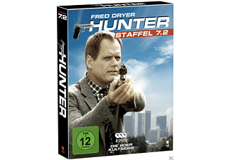 Hunter - Gnasenlose Jagd - Staffel 7.2 [DVD]
