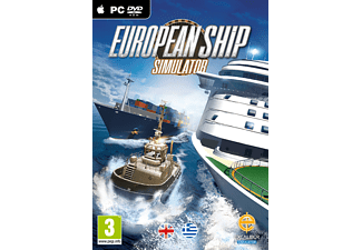 European Ship Simulator (Greek) PC, Mac