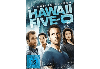 Hawaii Five-0 - Season 3 - (DVD)