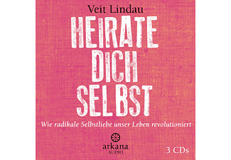 Heirate Dich Selbst - 3 CD - Hörbuch