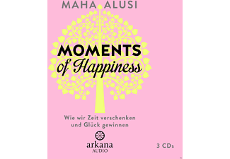 Moments of Happiness - 3 CD - Entspannung/Meditation/Wellness