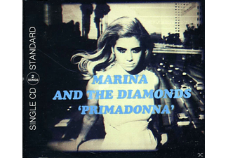 Marina And The Diamonds - Primadonna [5 Zoll Single CD (2-Track)]