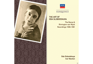 Oda Slobodskaya, Ivor Newton - The Art Of Oda Slobodskaya - (CD)