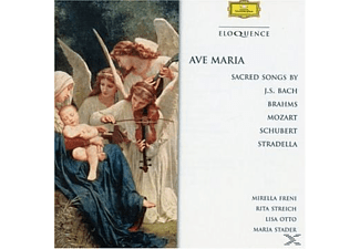 VARIOUS - Ave Maria-Sacred Songs - (CD)