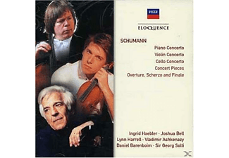 Vladimir Ashkenazy, Joshua Bell, Dale Clevenger, Ingrid Haebler, Lynn Harrell, Thomas Howell, Richard Oldberg, Norman Schweikert, London Symphony Orchestra, Vienna Philharmonic Orchestra, Chicago Symphony Orchestra, The Cleveland Orchestra, Royal Concertgebouw Orchestra - Concertos - (CD)