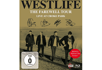 Westlife - Westlife: The Farewell Tour-Live At Croke Park [Blu-ray]
