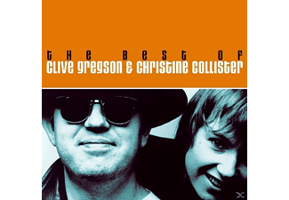 Gregson, Clive / Collister, Christine - The Best Of - (CD)