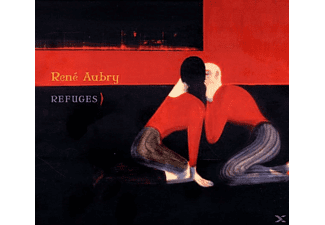 Rene Aubry - Refuges - (CD)