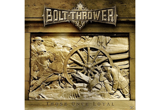 Bolt Thrower - Those Once Loyal - (CD)