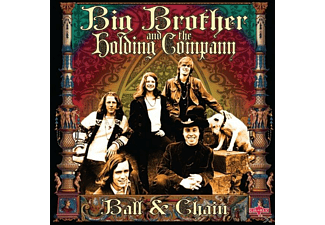 Big Brother & the Holding Company - Ball & Chain - (Vinyl)