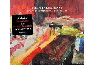 The Weakerthans - Live At The Burtion Cumming Theatre - (CD + DVD Video)