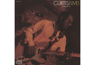 Curtis Mayfield - Curtis / Live! - Expanded Edition (Vinyl LP (nagylemez))