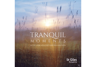 Stuart Jones, Freddy Woodley - Tranquil Moments [CD]