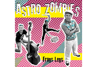 The Astro Zombies - Frogs Legs - (CD)